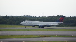 junieさんが、成田国際空港で撮影したデルタ航空 747-451の航空フォト(写真)