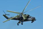 Tomo-Papaさんが、フェアフォード空軍基地で撮影したチェコ空軍 Mi-24Vの航空フォト(写真)