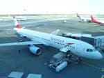 Jack catcherさんが、ドモジェドヴォ空港で撮影したオーストリア航空 A321-211の航空フォト(写真)