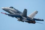 Tomo-Papaさんが、フェアフォード空軍基地で撮影したフィンランド空軍 F/A-18C Hornetの航空フォト(写真)