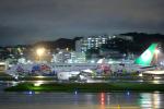 臨時特急7032Mさんが、福岡空港で撮影したエバー航空 777-36N/ERの航空フォト(写真)