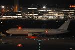 やまばとさんが、羽田空港で撮影した日本航空 767-346の航空フォト(写真)