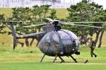 Dojalanaさんが、函館駐屯地で撮影した陸上自衛隊 OH-6Dの航空フォト(写真)