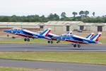 Tomo-Papaさんが、フェアフォード空軍基地で撮影したフランス空軍 Alpha Jet Eの航空フォト(写真)