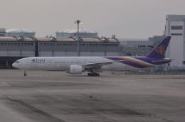 shining star ✈さんが、関西国際空港で撮影したタイ国際航空 777-3AL/ERの航空フォト(写真)