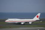 sora_kamiさんが、羽田空港で撮影した総理府 747-47Cの航空フォト(写真)