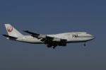 fukucyanさんが、成田国際空港で撮影した日本航空 747-346の航空フォト(写真)