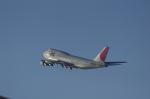 fukucyanさんが、羽田空港で撮影した日本航空 747-146の航空フォト(写真)