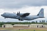 Tomo-Papaさんが、フェアフォード空軍基地で撮影したカタール空軍 C-130J-30 Herculesの航空フォト(写真)