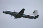 miho-6467さんが、米子空港で撮影した航空自衛隊 YS-11A-402NTの航空フォト(写真)