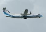 じーく。さんが、那覇空港で撮影した海上保安庁 DHC-8-315 Dash 8の航空フォト(写真)