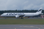 よっしぃさんが、ヘルシンキ空港で撮影したフィンエアー A321-211の航空フォト(写真)