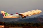 スルタンハサヌディン国際空港 - Sultan Hasanuddin International Airport [UPG/WAAA]で撮影されたガルーダ・インドネシア航空 - Garuda Indonesia [GA/GIA]の航空機写真
