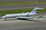 Tomo-Papaさんが、中部国際空港で撮影した国土交通省 航空局 BD-700-1A10 Global Expressの航空フォト(写真)