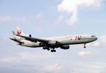 sakuraさんが、成田国際空港で撮影した日本航空 MD-11の航空フォト(写真)