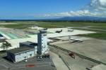 たまさんが、米子空港で撮影した航空自衛隊 YS-11-105Pの航空フォト(写真)
