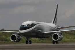 肉食獣さんが、羽田空港で撮影したソファー A319-133X CJの航空フォト(写真)