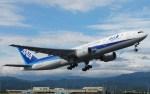 KCZfunさんが、高知空港で撮影した全日空 777-281/ERの航空フォト(写真)