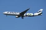 Wings Flapさんが、成田国際空港で撮影したフィンエアー A330-302Xの航空フォト(写真)
