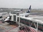 mune22さんが、メキシコ・シティ国際空港で撮影したアエロメヒコ航空 737-76Qの航空フォト(写真)