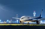 Orcaさんが、羽田空港で撮影した全日空 777-281/ERの航空フォト(写真)