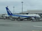 ラムダΛさんが、那覇空港で撮影した全日空 767-381の航空フォト(写真)