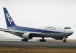 元青森人さんが、仙台空港で撮影した全日空 767-281の航空フォト(写真)