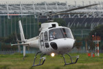 sukiさんが、調布飛行場で撮影した東邦航空 AS350B3 Ecureuilの航空フォト(写真)