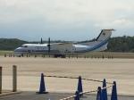 hoyoさんが、石見空港で撮影した海上保安庁 DHC-8-315Q Dash 8の航空フォト(写真)