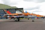 りんたろうさんが、コスフォード空軍基地で撮影したイギリス空軍 Jaguar GR3Aの航空フォト(写真)