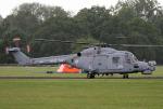 りんたろうさんが、コスフォード空軍基地で撮影したイギリス海軍 WG-13 Lynx HAS.8DSPの航空フォト(写真)