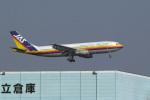 senyoさんが、羽田空港で撮影した日本エアシステム A300B4-2Cの航空フォト(写真)