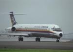 元青森人さんが、仙台空港で撮影した日本エアシステム MD-81 (DC-9-81)の航空フォト(写真)