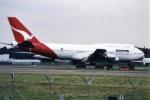 amagoさんが、シドニー国際空港で撮影したカンタス航空 747-338の航空フォト(写真)