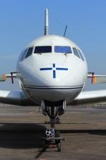 たまさんが、羽田空港で撮影した国土交通省 航空局 YS-11-104の航空フォト(写真)