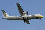 kinsanさんが、ヤンゴン国際空港で撮影したエア KBZ ATR-72-500 (ATR-72-212A)の航空フォト(写真)