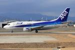ふぁんとむ改さんが、福岡空港で撮影したANAウイングス 737-5L9の航空フォト(写真)