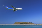 那覇空港 - Naha Airport [OKA/ROAH]で撮影された全日空 - All Nippon Airways [NH/ANA]の航空機写真