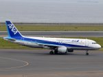 Hikochanㅤさんが、中部国際空港で撮影した全日空 A320-211の航空フォト(写真)