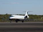 51ANさんが、羽田空港で撮影したFMIエア CL-600-2B19 Regional Jet CRJ-100SEの航空フォト(写真)