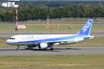 くーぺいさんが、新千歳空港で撮影した全日空 A320-211の航空フォト(写真)