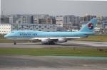 Semirapidさんが、福岡空港で撮影した大韓航空 747-4B5の航空フォト(写真)