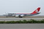 Wings Flapさんが、関西国際空港で撮影したカーゴルクス・イタリア 747-4R7F/SCDの航空フォト(写真)