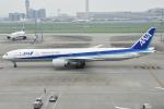 ぶる~すかい。さんが、羽田空港で撮影した全日空 777-381/ERの航空フォト(写真)