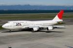 RJFT Spotterさんが、中部国際空港で撮影した日本航空 747-446Dの航空フォト(写真)