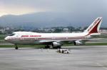 Gambardierさんが、伊丹空港で撮影したエア・インディア 747-237Bの航空フォト(写真)