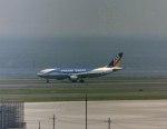 fukucyanさんが、羽田空港で撮影した日本エアシステム A300B4-622Rの航空フォト(写真)