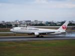 Yuji1975さんが、伊丹空港で撮影した日本航空 767-346の航空フォト(写真)