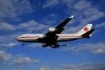 VIPERさんが、千歳基地で撮影した航空自衛隊 747-47Cの航空フォト(写真)
