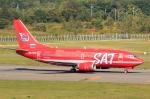 noriphotoさんが、新千歳空港で撮影したサハリン航空 737-5L9の航空フォト(写真)